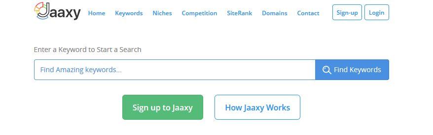 jaaxy-screen-captured