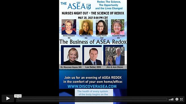 ASEA Nurses night Out