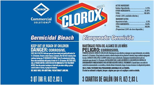 bleach ingredients